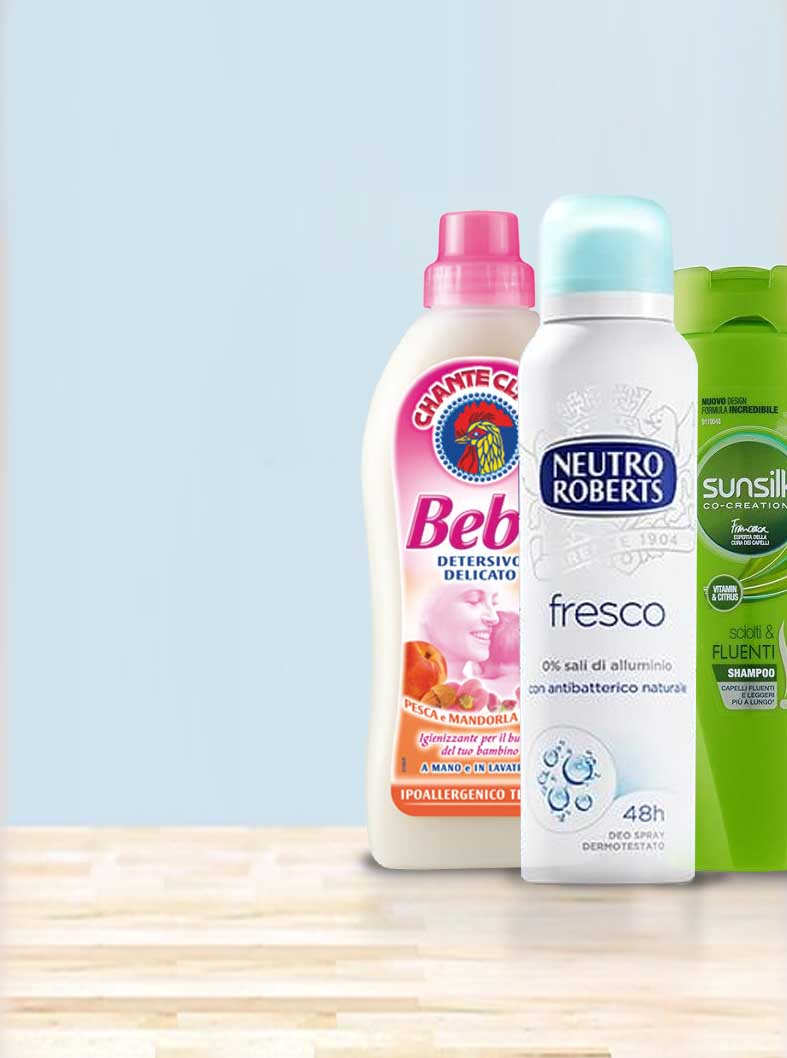 Products for oral and personal hygiene